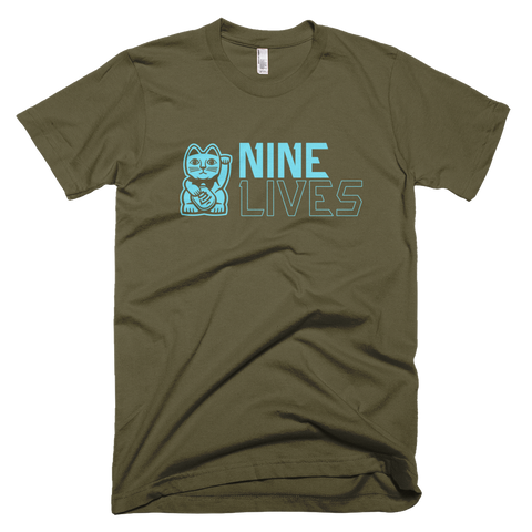 Prosperity Tee - Army Green