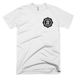 Nine Lives Seal Tee - White