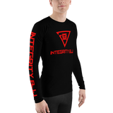 Integrity Rash Guard - by Nine Lives - Nine Lives Jiu Jitsu
