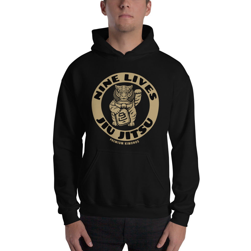 Money Tiger Hoodie - Black