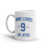 Nine Lives Legend Mug