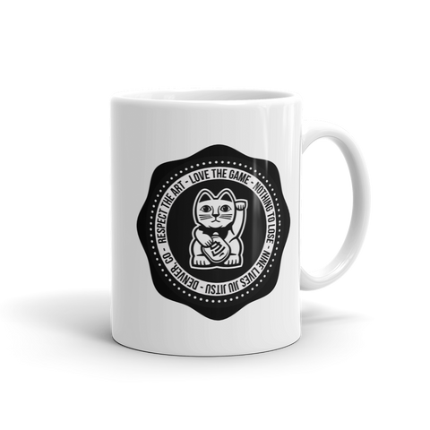 Nine Lives Seal Mug