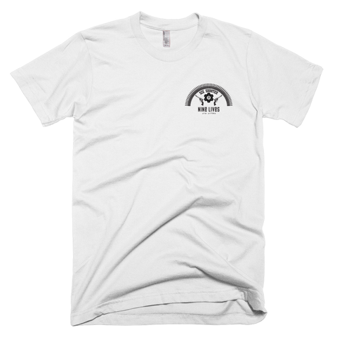 Six Shooter Tee - White