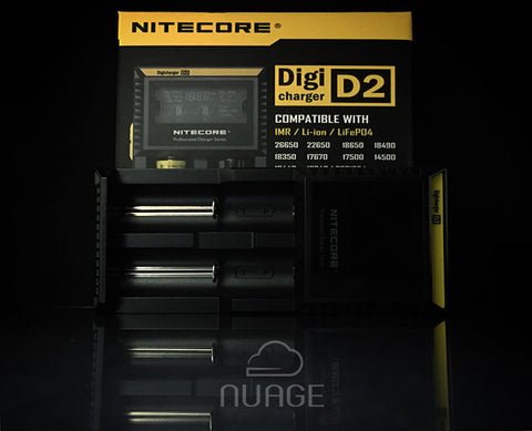 Nitecore D2 Charger