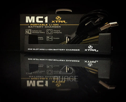 XTAR ANT - MC1 Plus Charger