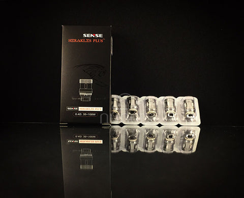 Herakles Plus 0.4 Coils - 5 Pack