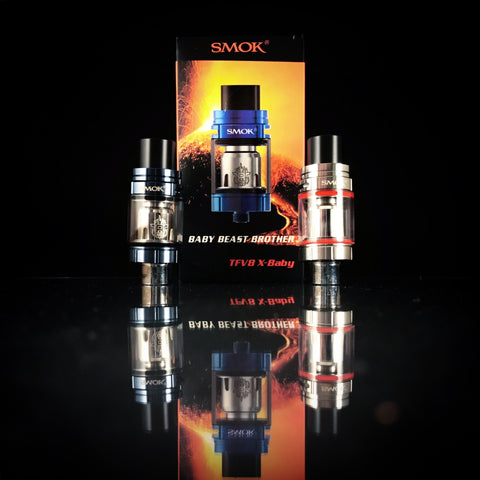 Smok TFV8 X-BABY Beast Brother
