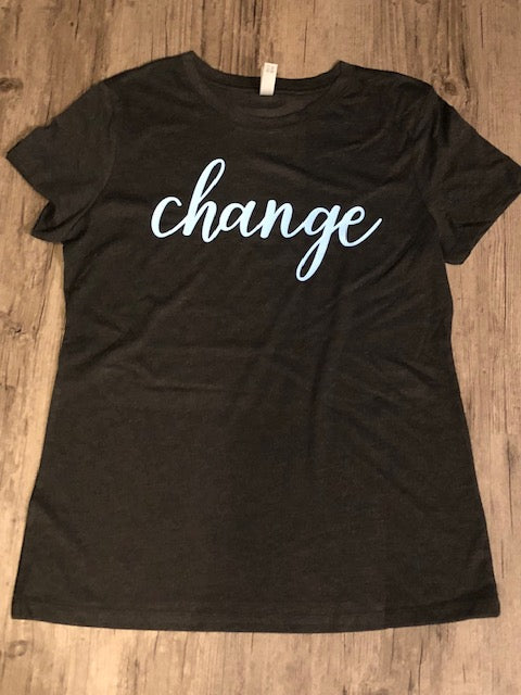 "1Force ""Change"" Women's Tee"
