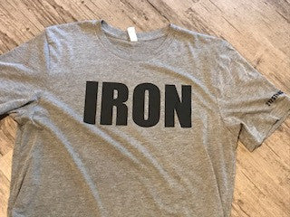 "The ""IRON"" Shirt"