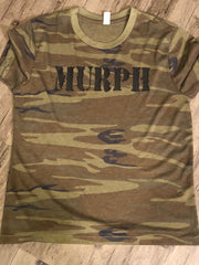 "The ""MURPH"" Camouflage Men's T-Shirt"