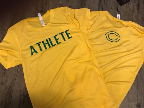 """ATHLETE"" VIEW TEE"