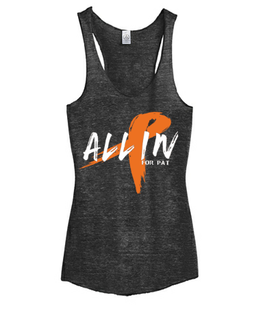 Women's Racerback Tank - Charcoal Grey