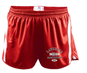 Women's Running Shorts Red