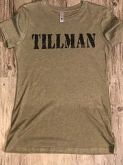 """TILLMAN"" Woman's T-Shirt"