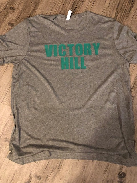 """VICTORY HILL""  Short Sleeve T-Shirt (HC Edition)"