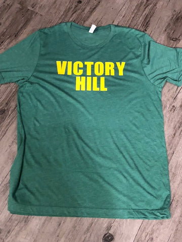 """VICTORY HILL""  Short Sleeve T-Shirt (DC Edition)"