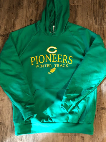The PIONEERS WINTER TRACK Hoodie