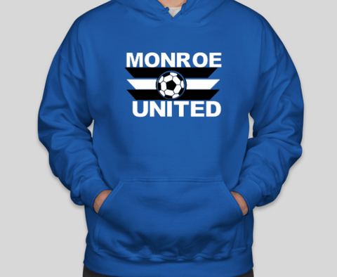 United Hoodie- Royal Blue