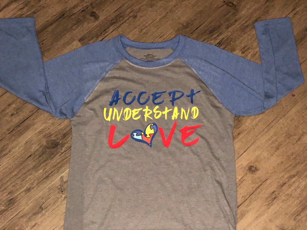 Accept Understand Love