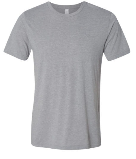 Pioneer tri-blend tshirt Light Grey
