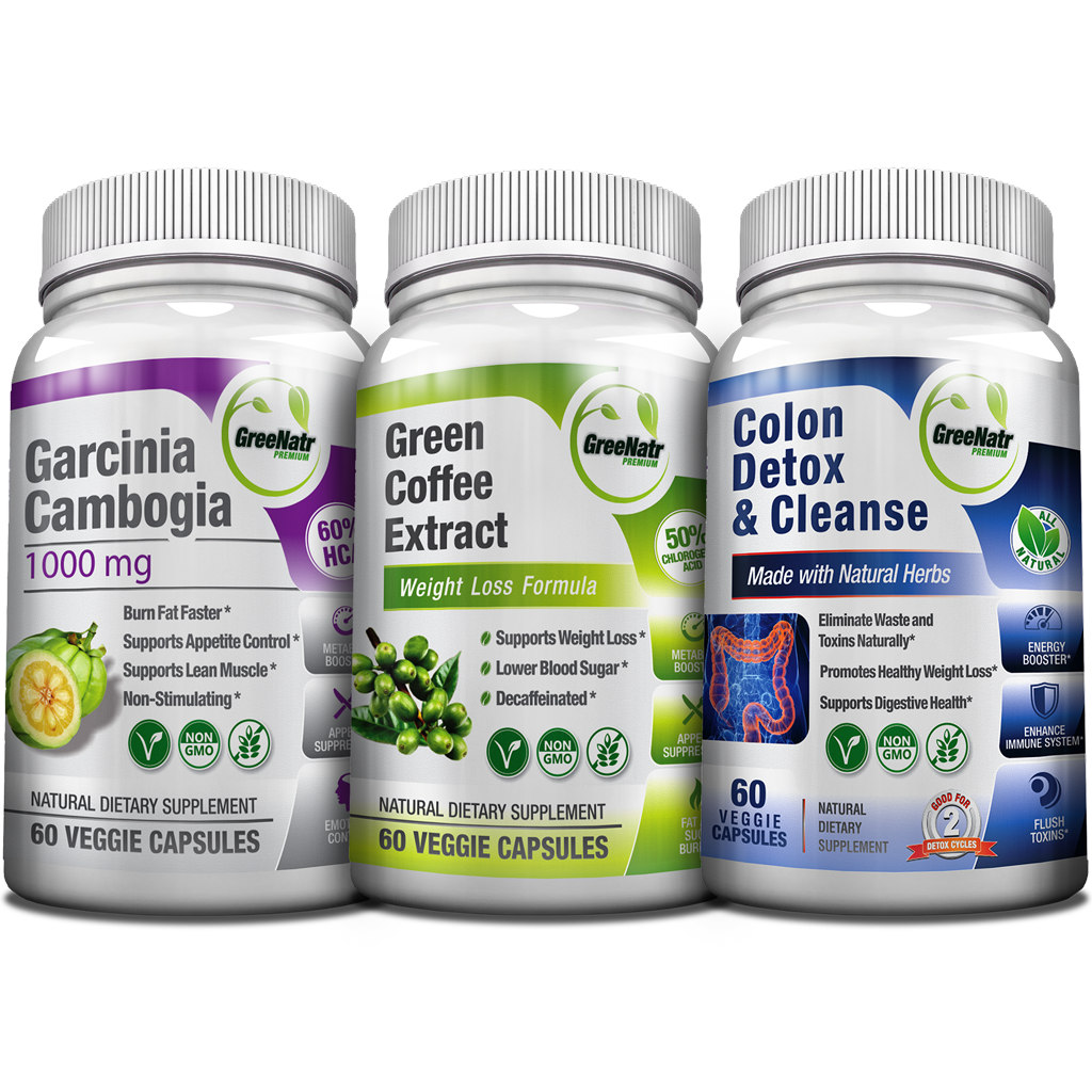 3X Weight Loss BUNDLE
