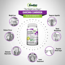 Garcinia Cambogia Extract 1000 mg, 100% Pure Natural HCA Extract