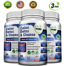 Colon Detox & Cleanse *2 x 14 Day Detox*