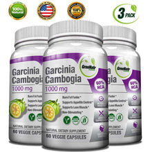 Pure Garcinia Cambogia Extract - 60% HCA with Potassium