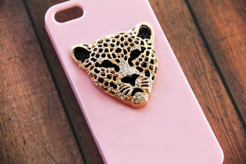 Crystal Leopard