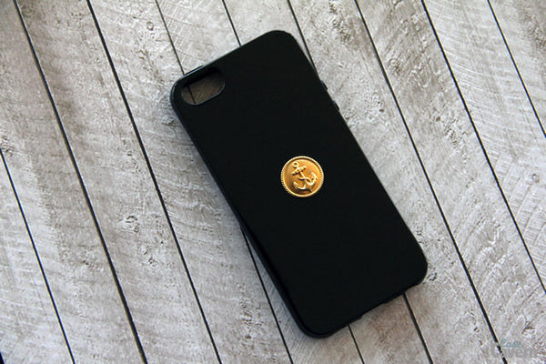 Circle Anchor - Nautical Phone Cases - Case Cavern - 2