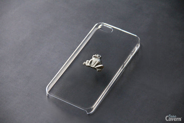 Silver Frog - Animal & Insect Cases - Case Cavern - 2