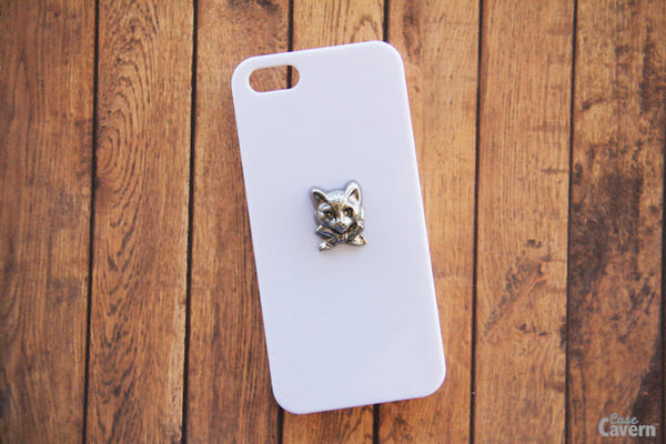 Bowtie Kitty - Animal & Insect Cases - Case Cavern - 2