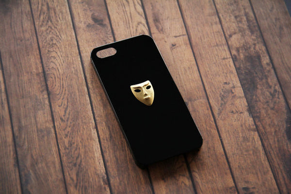 Venetian Mask - Unique Cell Phone Cases - Case Cavern - 2