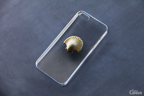 Seashell - Unique Cell Phone Cases - Case Cavern - 1