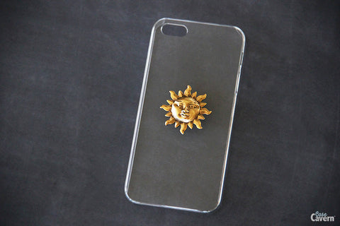 Sun - Unique Cell Phone Cases - Case Cavern - 1