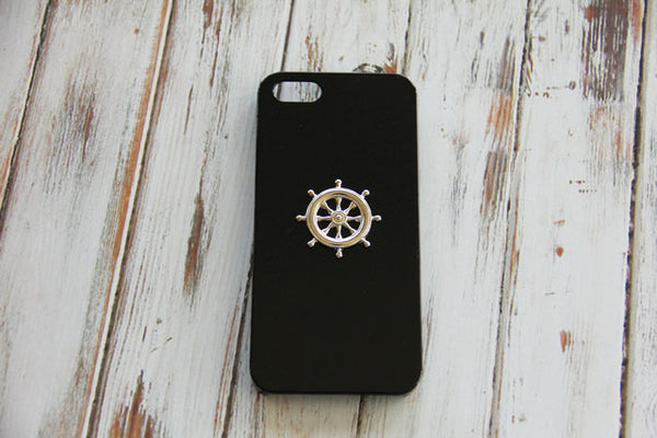 Silver Helm - Nautical Phone Cases - Case Cavern - 1