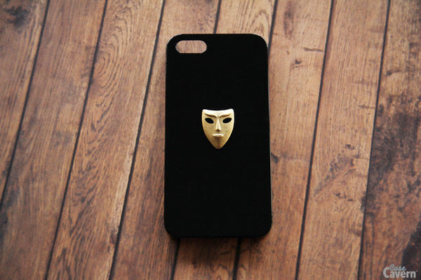 Venetian Mask - Unique Cell Phone Cases - Case Cavern - 1