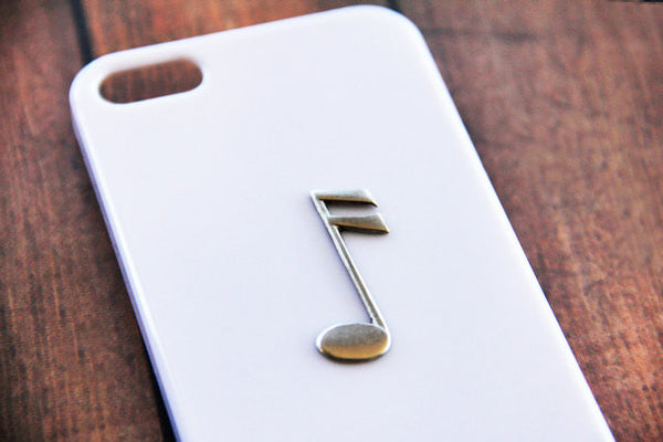 Music Note - Unique Cell Phone Cases - Case Cavern - 1