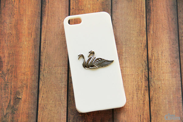 Swan Love - Animal & Insect Cases - Case Cavern - 1