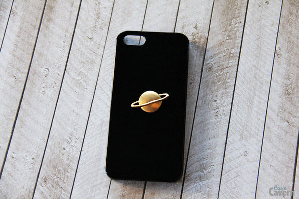 Saturn - Unique Cell Phone Cases - Case Cavern - 1