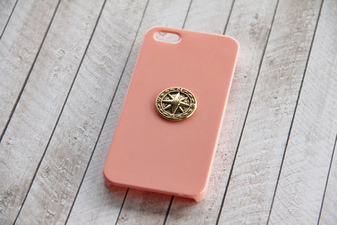 Compass - Nautical Phone Cases - Case Cavern - 1