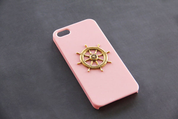 Large Helm - Nautical Phone Cases - Case Cavern - 2