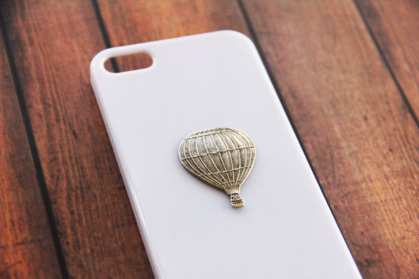 Hot Air Balloon - Unique Cell Phone Cases - Case Cavern - 1