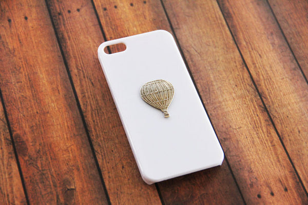 Hot Air Balloon - Unique Cell Phone Cases - Case Cavern - 2