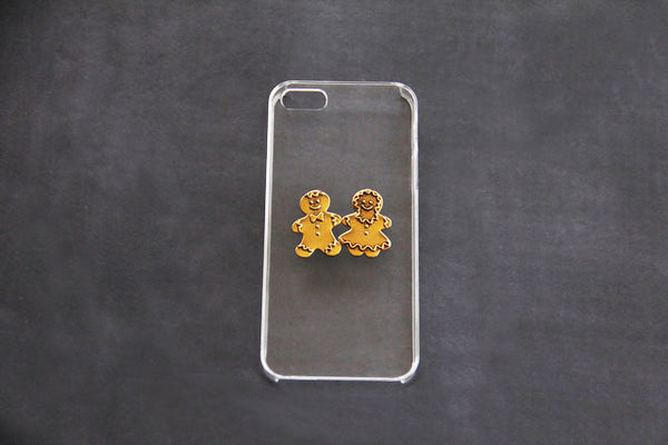 Gingerbread - Unique Cell Phone Cases - Case Cavern - 1
