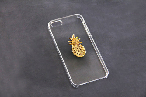 Pineapple - Unique Cell Phone Cases - Case Cavern - 1