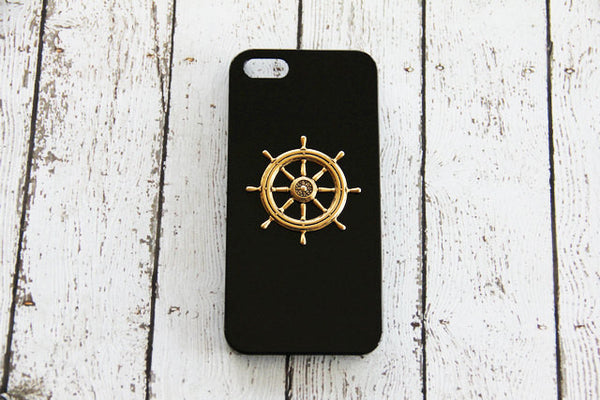 Large Helm - Nautical Phone Cases - Case Cavern - 1