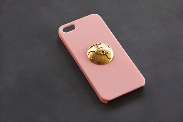 Large Globe - Unique Cell Phone Cases - Case Cavern - 2