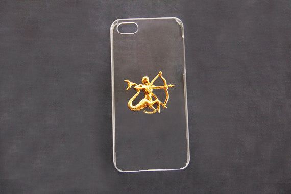 Sagittarius - Unique Cell Phone Cases - Case Cavern - 1