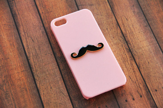 Mustache - Unique Cell Phone Cases - Case Cavern - 2